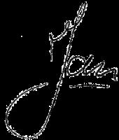 Handtekening Jan