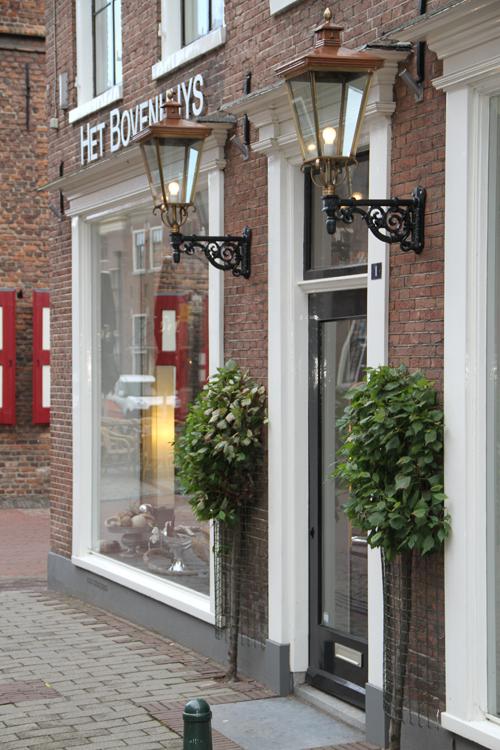 Het Bovenhuys Doesburg pand
