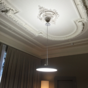 Driegasthuizen Arnhem lamp voor