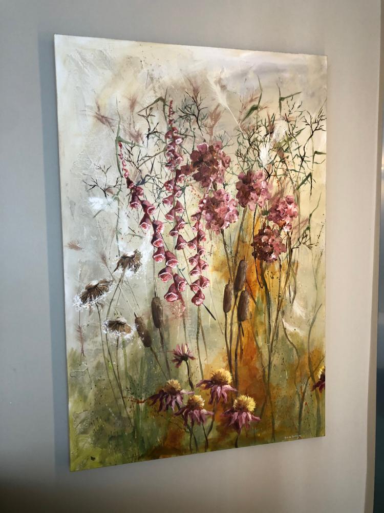 Yvon van Wordragen schilderij 1