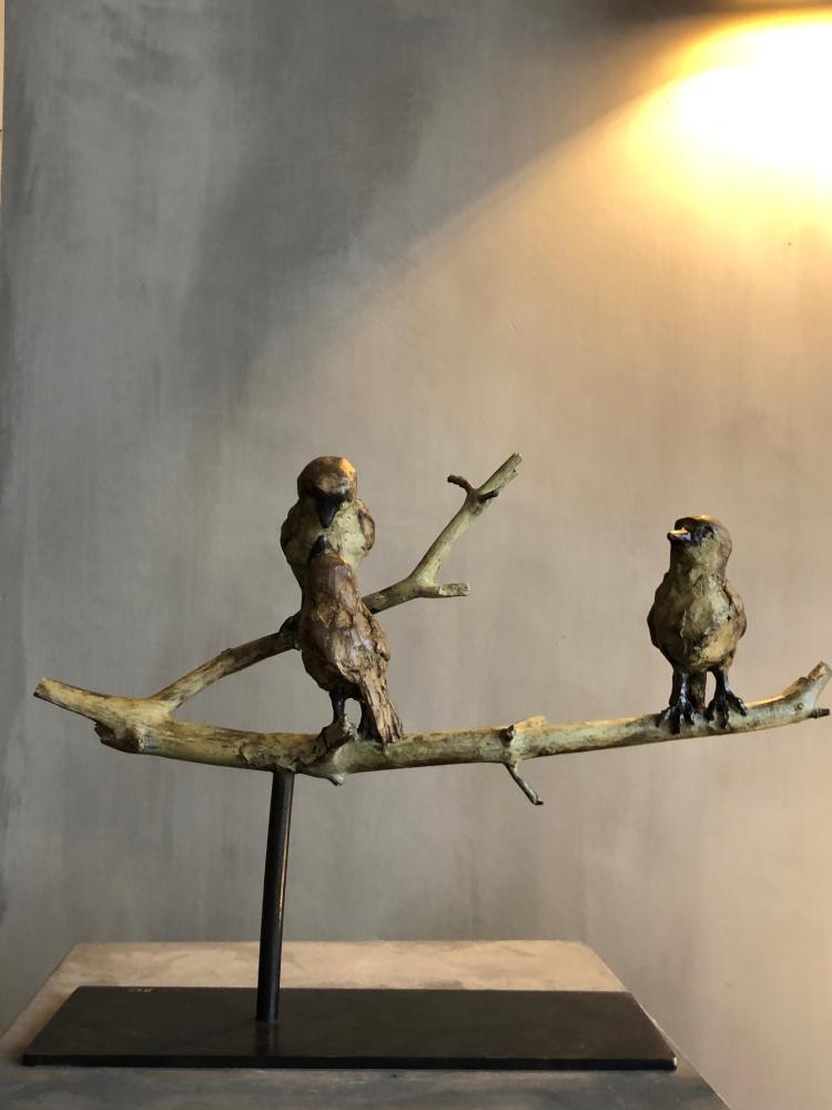 Yvon van Wordragen sculptuur 1