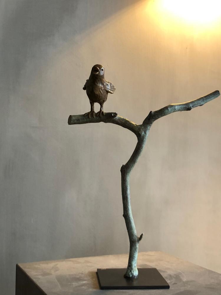 Yvon van Wordragen sculptuur 2